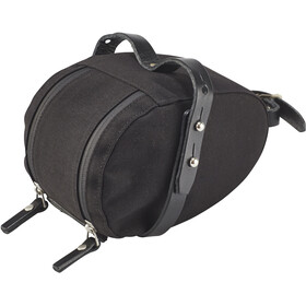 Brooks Isle of Wight Bolsa de sillín Talla M, black